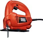 Электролобзик Black Decker KS 500K