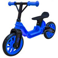 Беговел Hobby bike Magestic blue black