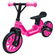 Беговел Hobby bike Magestic pink black