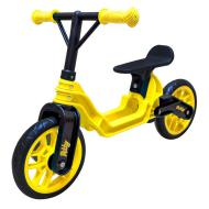 Беговел Hobby bike Magestic yellow black